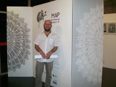 Inauguração do MAP - Museu de Arte Popular de Diadema, outubro de 2007 Cipriano Souza