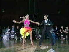 ▶ Yulia & Riccardo Samba WSSDF 2010 - YouTube