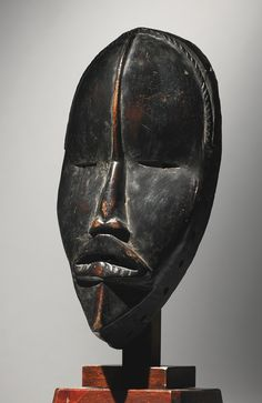Dan Deangle Mask, Ivory Coast http://www.imodara.com/post/90197143894/ivory-coast-dan-tankagle-entertainment-mask