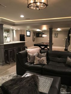 Unique Finished Basement Value
