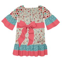 Check out the dress Becca Blount created on Designed By Me from Lolly Wolly Doodle!