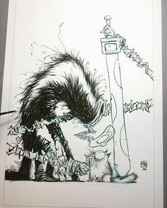 """Rumble. #imagecomics #comicbooks"""