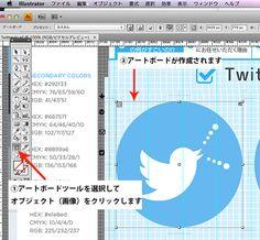 自分がWebデザインする時のIllustratorで画像をスライス書き出しする方法をまとめました。 この記事ではIllustrator CS4を使用しています。 古いCSシリーズでも使い方によってはWebデ…