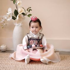 Korean national dress Hanbok 한복