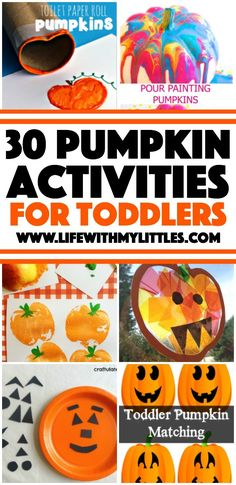 These 30 pumpkin act