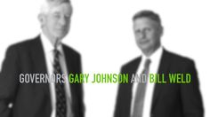 Governors Gary Johnson and Bill Weld point to their impressive records as two-term governors (of New Mexico and Massachusetts, respectively) while drawing sharp distinctions between their positions and those of the Democrat and Republican candidates. To learn more about #TeamGov, go to Johnsonweld.com