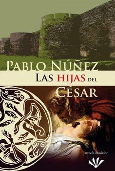 """Portada """"Las hijas del César"""""""