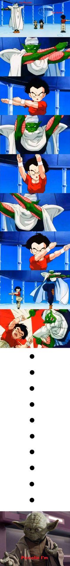 Piccolo & Krillin Fusion