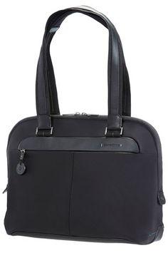 c835f1e2444e £85 Samsonite Spectrolite Female Business Bag 39.6cm/15.6inch Black -  samsonite.