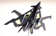 Black-Manta ブラックマンタ3号機