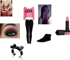 """""""GEEK SWAGGG"""" by taytay5559 on Polyvore"""