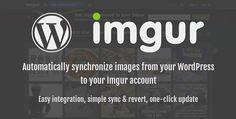 WordPress Imgur CDN v0.1.6  Blogger Template