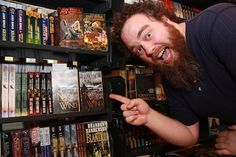 A New Novella from Patrick Rothfuss' Kingkiller Chronicles Series Arrives November 2014! | Tor.com