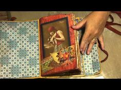 Gypsy style envelope junk journal - YouTube