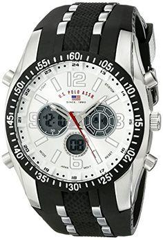 U.S. Polo Assn. Sport Men's US9061 Watch with Black Rubber Strap Watch U.S. Polo Assn. Sport http://www.amazon.com/gp/product/B008D902Q2/ref=as_li_qf_sp_asin_il_tl?ie=UTF8&camp=1789&creative=9325&creativeASIN=B008D902Q2&linkCode=as2&tag=acenorris09-20&linkId=54JT32IFOHYJY3D2