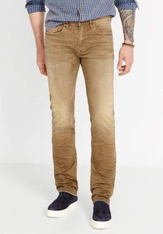 Buffalo David Bitton Driven X Loose Jeans, Buffalo, Khaki Pants, David, Slim, How To Wear, Men, Fashion, Khakis
