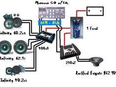 kenwood car stereo wiring diagram DIY Pinterest