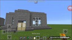 Como Hacer Una Casa Facil—Minecraft Pe - http://cryptblizz.com/como-se-hace/como-hacer-una-casa-facil-minecraft-pe/