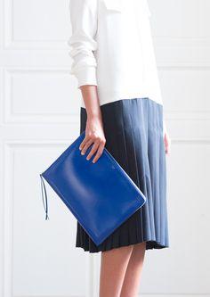 Céline Royal blue Portfolio