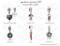 Pandora Autumn 2014 - Around the World   www.goldcasters.com