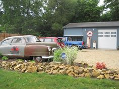 Antique Archaeology (American Pickers Store) in LeClaire, Iowa