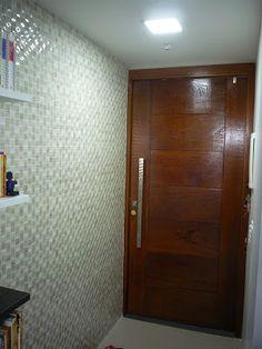 ROBERTO WAGNER ARAÚJO Arquitetura & Interiores: DETALHES QUE FAZEM A DIFERENÇA: PAREDE DO HALL EM ...