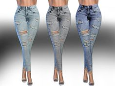 Lana CC Finds - Only Ultimate Jeans