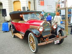 Willys Knight 1922