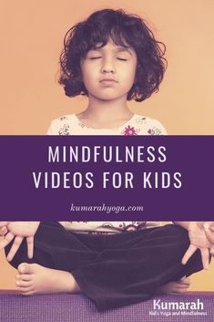 8 Awesome Videos to Help Kids Learn Mindfulness Teaching Mindfulness, Mindfulness Exercises, Mindfulness For Kids, Mindfulness Activities, Family Yoga, Indoor Activities For Kids, Summer Activities, Outdoor Activities, Backyard For Kids