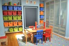 Kids Play Area School Daycare Design Ideas, Pictures, Remodel, and Decor - page 29