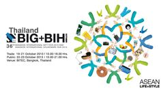 Bangkok International Gifts and Bangkok International Houseware Fair (BIG+BIH) 2013 October