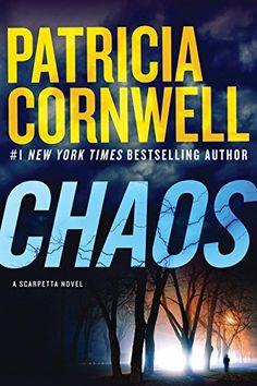 Chaos (A Scarpetta Novel) by Patricia Cornwell https://www.amazon.com/dp/1410493245/ref=cm_sw_r_pi_dp_x_At1kybHSXY3YW