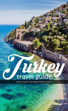 Turkey Travel Guide. Enjoy this wonderful country filled with beaches, amazing hiking trails and the wonderful city of Istanbul.