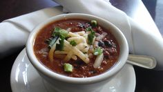 The Ancho Milk Stout Chili is Back at the Tap try a cup or bowl while it lasts #SoupDuJour