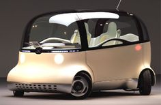 Honda's Puyo Concept Car