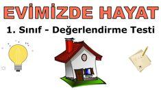 Evimizde Hayat - 1. Sınıf Değerlendirme Testi -  HAYAT BİLGİSİ Outdoor Decor, Home Decor, Decoration Home, Room Decor, Home Interior Design, Home Decoration, Interior Design