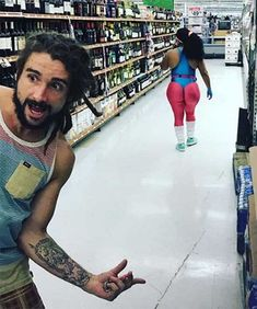 50 Ridiculous People of Walmart That Are on Another Level -10