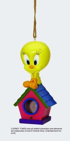 Tweety Bird Birdhouse