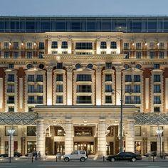 Interior Photography - Ritz Carlton Moskau