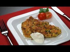Rýžové mini bramboráky - YouTube Meat, Chicken, Youtube, Food, Essen, Meals, Youtubers, Yemek, Youtube Movies
