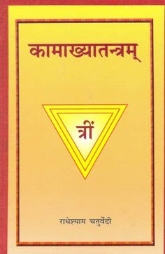 Kamakhya Tantram - a book in Sanskrit with Hindi Commentary Vedic Mantras, Hindu Mantras, All Mantra, Tantra Art, Hindi Books, Sanskrit Mantra, Online Greeting Cards, Pocket Books, Girlfriend Quotes