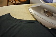 Knit Neckband Tutorial