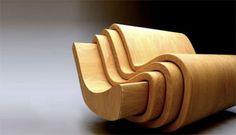 Quatro cadeiras de baloiço em uma, 22 ideias de decoração para poupar espaço em apartamentos pequenos - (Page 6)