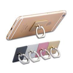 Smartphone Ring Holder and Kickstand