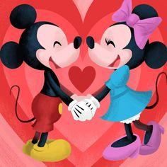 9 Disney Valentijnskaarten