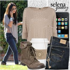 steal selena gomez's style