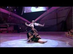 SYTYCD season 4 - Courtney & Mark - Jazz (The Garden) choreographed by Sonya Tayeh