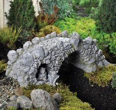 Troll Bridge for Fairy Garden ♥