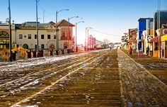 Ocean City NJ... Birthplace jersey shore beach