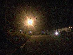 The trick to getting night time images to work is to make sure that the details of what you're taking a picture of are clearly visible and lit well enough to see in the picture before it's converted. #deepdream #dreamscope #trippy #trippyfilter #trippypicture #trippypictures #googledeepdream #googledreamscope #dream #dreams #surreal by cobaltgecko